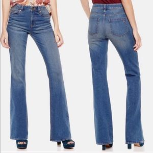 Two By Vince Camuto 70's Flare Jeans